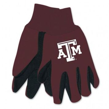 Texas A&M Aggies - Adult Two-Tone Sport Utility Gloves