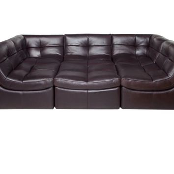Cloud Modular Sectional - Chocolate | Sofas | Furniture | Z Gallerie