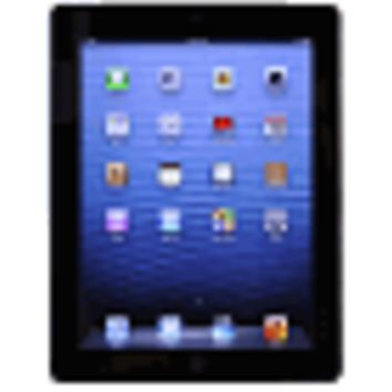Apple iPad with Wi-Fi + Cellular 32GB - Black - Verizon (3rd generation)