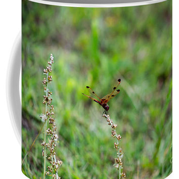 Dragonfly 2 Coffee Mug