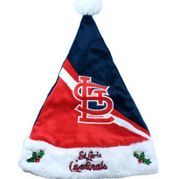 St. Louis Cardinals Santa Hat - 2013 Swoop Logo