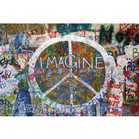 'Imagine' Peace Poster