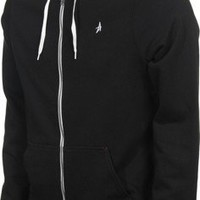 Altamont Basic Zip Hoodie - black - Men's Clothing > Hoodies & Sweaters > Hoodies > Zip Hoodies