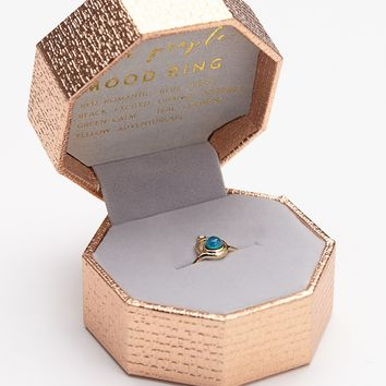 Free People Pandora's Compass Mood Ring
