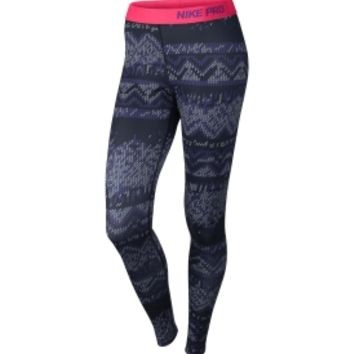 Nike Women's Pro Hyperwarm Nordic Compression Tights | DICK'S Sporting Goods
