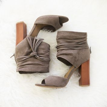 Wide Open Spaces Booties