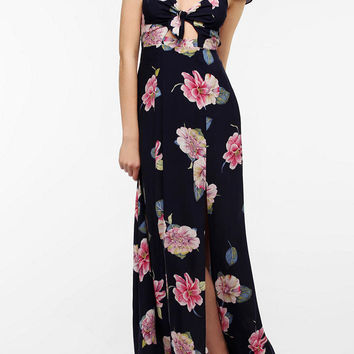 Urban Outfitters - Reformed By The Reformation Flora & Fauna Maxi Dress