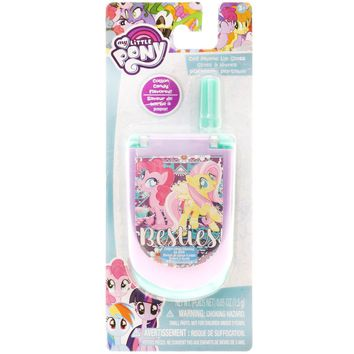 My Little Pony Toy Lip Gloss Cell Phone