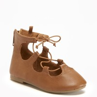 Lace-Up Sandals for Baby | Old Navy