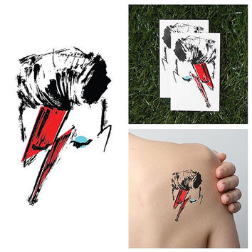 Stardust - Temporary Tattoo (Set of 2)
