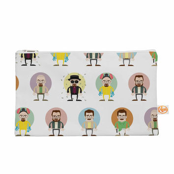 """Juan Paolo """"The Stages of Walter White"""" Breaking Bad Everything Bag"""
