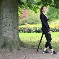 Sitpack – Foldable Seat For Resting on the Go