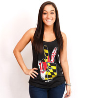 Maryland Peace / Ladies Tank