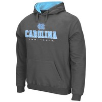 North Carolina Tar Heels Gray Three Stack Pullover Hoodie