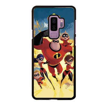 THE INCREDIBLES 2 DISNEY Samsung Galaxy S9 Plus Case Cover
