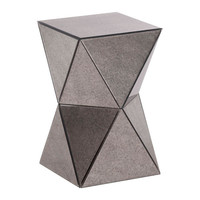 ZUO Prism mirror side table