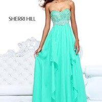 Sherri Hill 3874  Sherr Hill PROM 2013 Bravura Pageant, Prom, Bridal and Formalwear Boutique - Prom 2009 Superstore