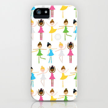 Ballet iPhone & iPod Case by i  ♥ patterns