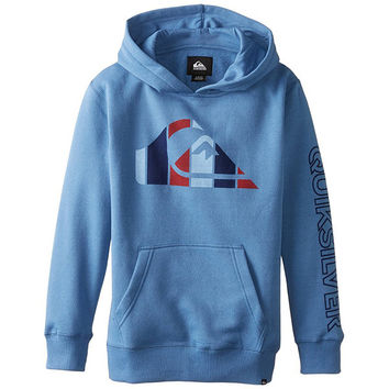 Quiksilver Big Boys' Chopped Hooded Sweatshirt