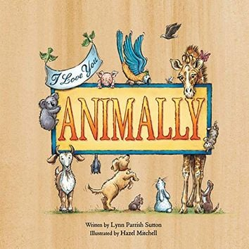Animally Hardcover