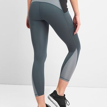 GFast High Rise 7/8 Leggings in Sculpt Revolution | Gap