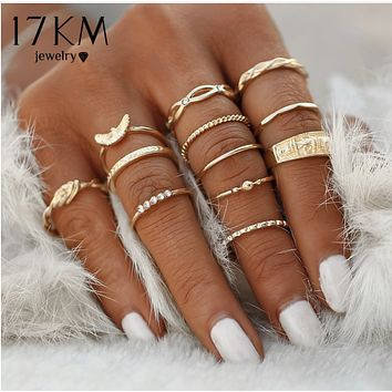 Goddess Ring Set