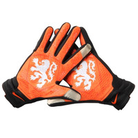 Nike Netherlands Fan Gloves – Black/Orange - http://www.shareasale.com/m-pr.cfm?merchantID=7124&userID=1042934&productID=540366174 / Netherlands