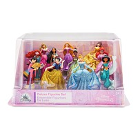 Disney Princess Deluxe Figure Playset Happily Ever After New with Box