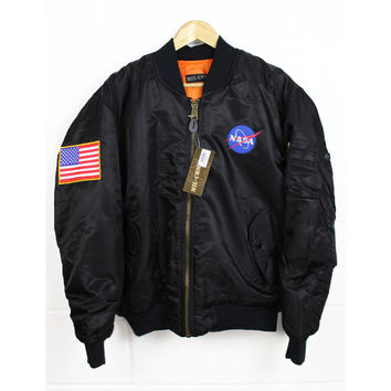 NASA MA-1 Bomber Flight Jacket