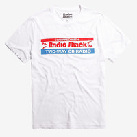 Radio Shack Two-Way CB Radio Logo T-Shirt