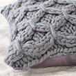 Cable-Knit Pillow - Urban Outfitters