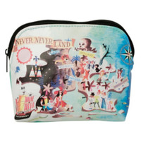 Disney Peter Pan Never Neverland Cosmetic Bag