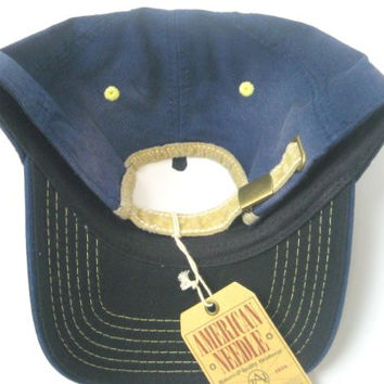 Beverly Hills Distressed and Washed Baseball Cap By American Needle