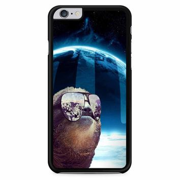 Sloth Llama Laser iPhone 6 Plus / 6S Plus Case