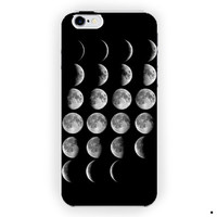 Moon Phases Lunar Phases Explained For iPhone 6 / 6 Plus Case
