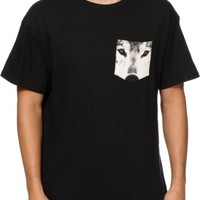 Empyre Ruby Wolf Pocket T-Shirt