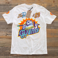 Brrrs Jersey Tee White