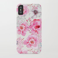 garden iPhone Case by sylviacookphotography