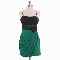 wavering colorblock dress in green - $47.99 : ShopRuche.com, Vintage Inspired Clothing, Affordable Clothes, Eco friendly Fashion
