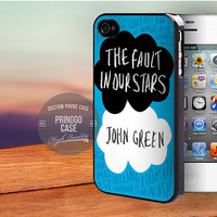 The Fault in Our Stars John Green case for iPhone 5,5s,5c,4,4s,6,6+,iPod 4th 5th,Samsung Galaxy S3,S4,S5,Note 2,3,HTC One,LG Nexus