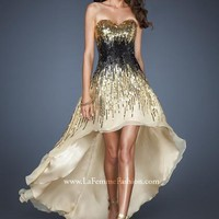 La Femme 18591 at Prom Dress Shop