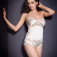 View All Nightwear by Agent Provocateur - Luna Camisole