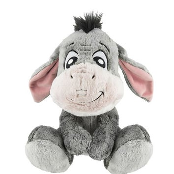 "Disney Parks Eeyore Big Feet 10"" Plush New with Tag"