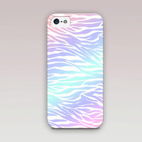 Zebra Texture Phone Case For - iPhone 6 Case - iPhone 5 Case - iPhone 4 Case - Samsung S4 Case - iPhone 5C