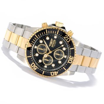 Invicta Pro Diver Chronograph Mens Watch 1772