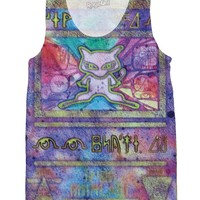 Pokemon Ancient Mew Tank | Shirts from RageOn
