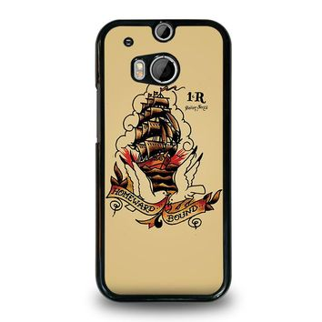 SAILOR JERRY  HTC One M8 Case Cover