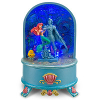 Light-Up Diorama Ariel Trinket Box