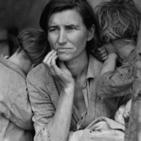 Migrant Mother, 1936 Prints by Dorothea Lange at AllPosters.com