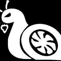 JDM Turbo Snail Car Decal